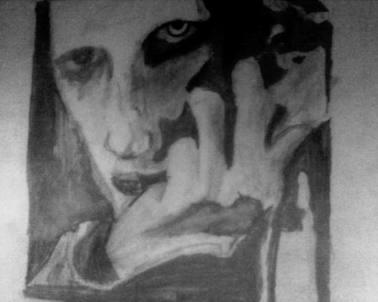 Marilyn Manson por everescence